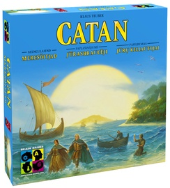 Настольная игра Brain Games Catan Seafarers