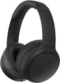 Ausinės Panasonic RB-M300BE Over-Ear Bluetooth Black, belaidės