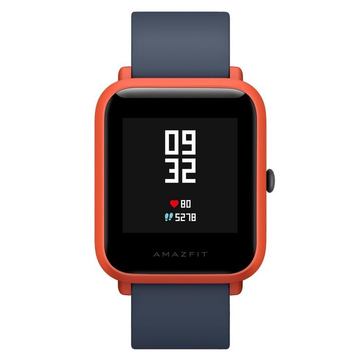 Išmanusis laikrodis Xiaomi Amazfit BIP Cinnabar Red