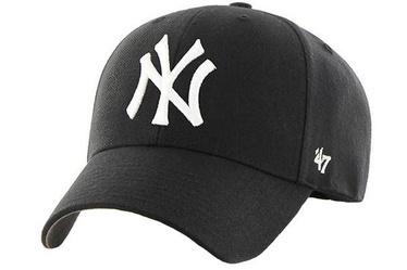 47 Brand New York Yankees MVP Cap B-MVP17WBV-BK