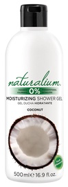 Dušo želė Naturalium Coconut, 500 ml