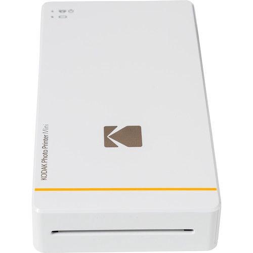 Kodak Photo Printer Mini Wi-Fi White