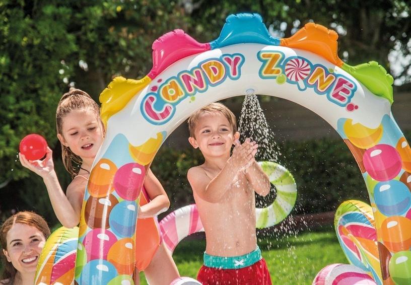 Pripučiama aikštelė Intex Candy Zone, 295 x 191 x 130 cm