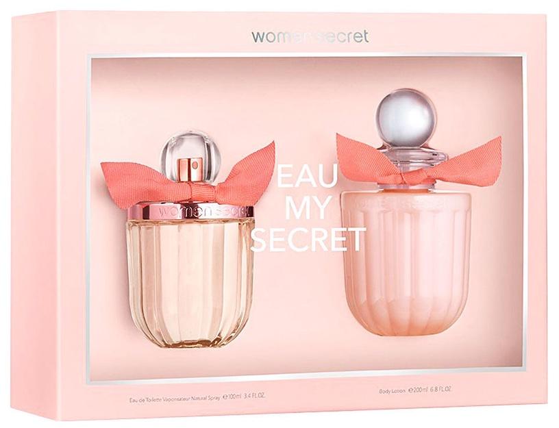 Набор для женщин Women'secret Eau My Secret 100 ml EDT + 200 ml Body Lotion