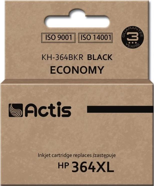 Кассета для принтера Actis Cartridge KH-364BKR For HP 20ml Black