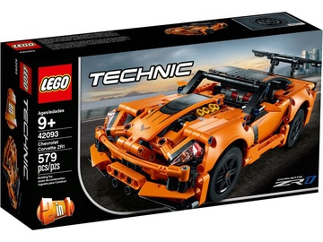 Конструктор LEGO®Technic 42093 Chevrolet Corvette ZR1