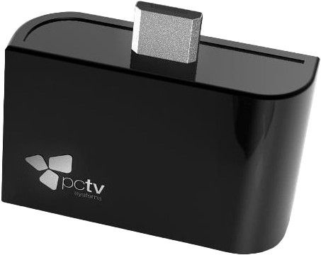 PCTV Systems AndroiDTV DVB-T TV Mobile Tuner for Android/Win Mobile Devices