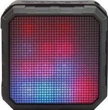Belaidė kolonėlė Ednet Spectro II LED Bluetooth Speaker