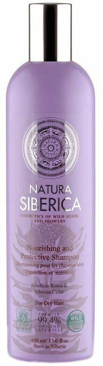 Natura Siberica Nourishing & Protective Shampoo 400ml