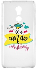 Blun Art Back Case For Samsung Galaxy A5 A520F You Can Do Everything