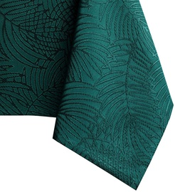 Скатерть AmeliaHome Gaia, зеленый, 2400 мм x 1400 мм