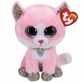 Плюшевая игрушка TY TY36366, розовый, 15.5 см