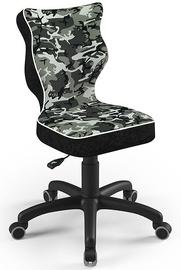 Детский стул Entelo Petit Size 3 ST33 Black/Camo, 335x300x775 мм