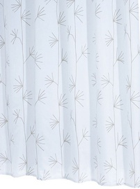 Vannitoakardin Ridder Yucca 41337, valge/liivakarva pruun, 2000 mm x 1800 mm