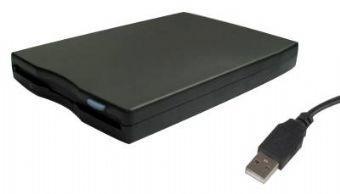 Gembird FLD-USB External USB 3.5'' Floppy Disk Drive
