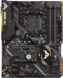 Mātesplate Asus TUF B450-PLUS GAMING