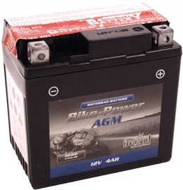 Аккумулятор IntAct Bike-Power AGM YTX5L-BS, 12 В, 4 Ач