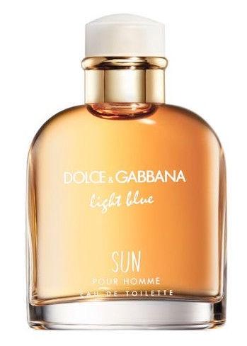 Tualetes ūdens Dolce & Gabbana Light Blue Sun Pour Homme, 75 ml EDT