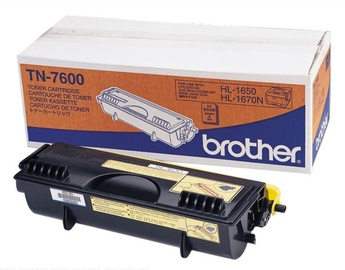 Brother TN-7600 Toner Cartridge Black