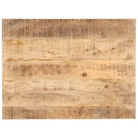 Столешница VLX Solid Mango Wood, коричневый, 800 мм x 700 мм