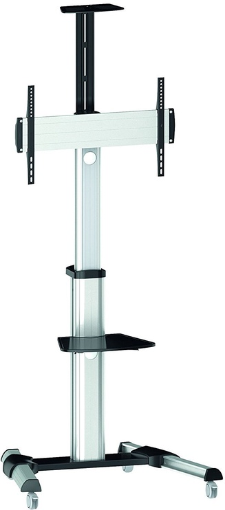 """LogiLink BP0025  TV Stand Cart 37–70"""" White"""