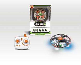 Žaislinis dronas su šviesomis 13cm hc620