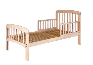 Troll Anna Kids Bed Natural Wood