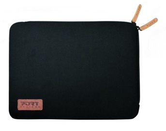 Port Designs Notebook Sleeve + Mouse 10-12.5'' Black
