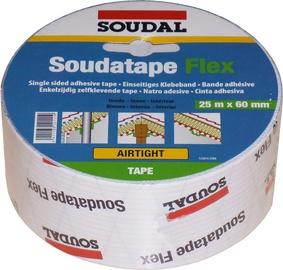 Sandarinimo juosta Soudal Soudatape Flex, 60 mm x 25 m