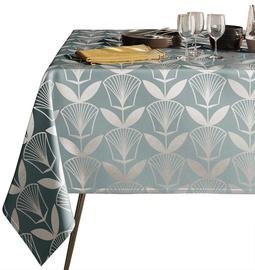 AmeliaHome Oxford Tablecloth AH Floris Silver 140x250cm