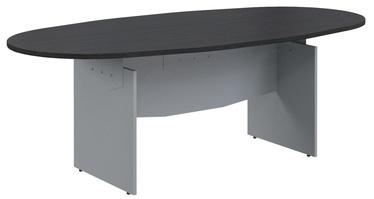 Skyland Offix New Conference Table OST 2211 Legno Dark/Metallic