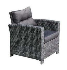Home4You Armchair Pavia Dark Grey
