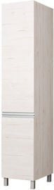 Bodzio Left Door Wardrobe Monia 40cm Pearl Soma Oak