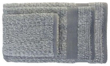 Ardenza Melange Terry Towels Set 3pcs Gray