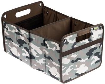 Meori Foldable Box Classic L Khaki Camouflage