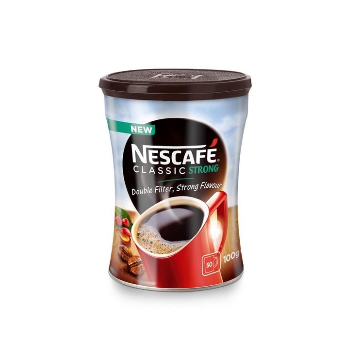 Tirpioji kava Nescafe Classic Strong, 100 g