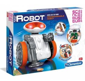 Žaislinis robotas Clementoni 75021BL, 8 m