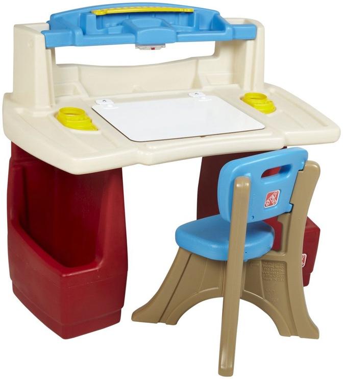 Žaidimų stalas Step2 Deluxe Art Master Desk