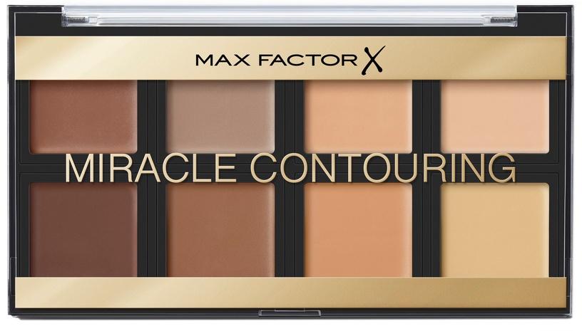 Veido kontūravimo paletė Max Factor Miracle, 30 g