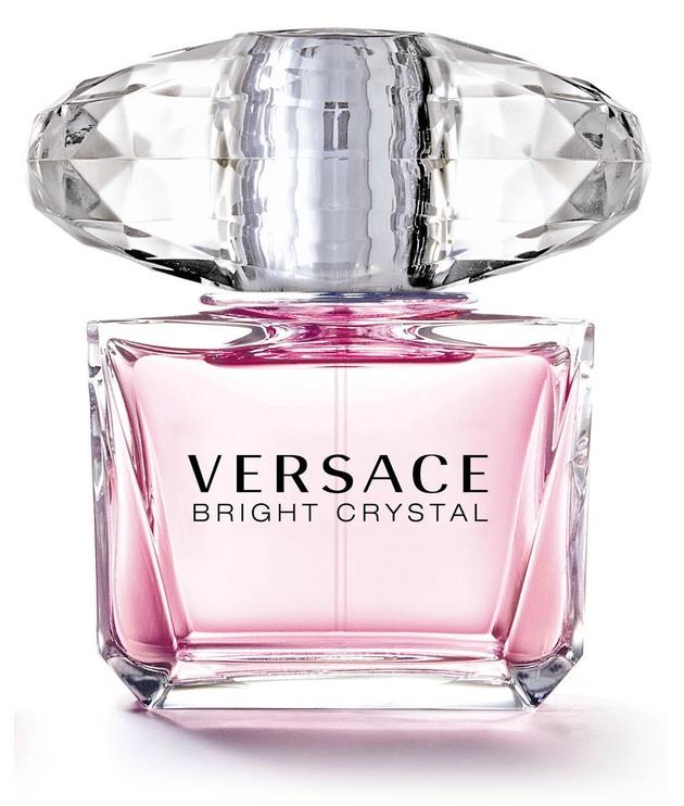 Набор для женщин Versace Bright Crystal 3pcs Set 100 ml EDT