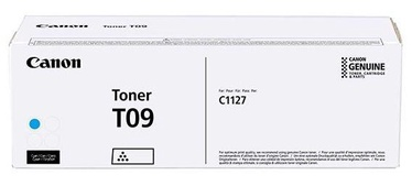 Тонер Canon T09, циановый (cyan)