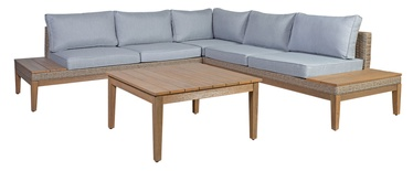 Home4you Henry Garden Sofa And Table Set