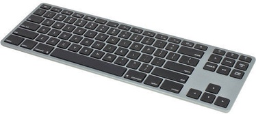 Matias Mac Wireless Aluminum Tenkeyless Keyboard Space Gray