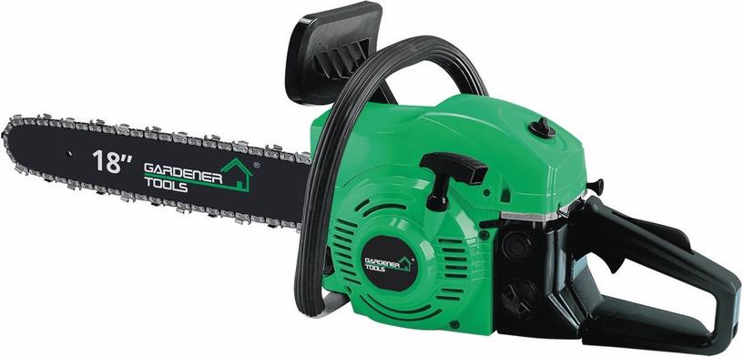 Бензопила Gardener Tools GC-45/180-18, 1800 Вт, 45.7 см