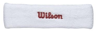 Покрытие для головы Wilson Headband WR5600110 White