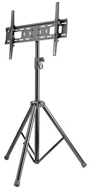 Televizoriaus laikiklis Manhattan Universal Tripod Mount for TV 37-70'' Black