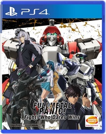 Full Metal Panic! Fight! Who Dares Wins PS4