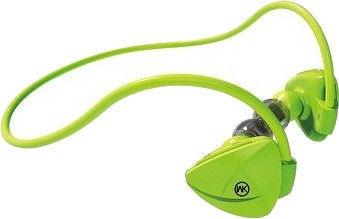 Ausinės WK Design BD600 Green, belaidės