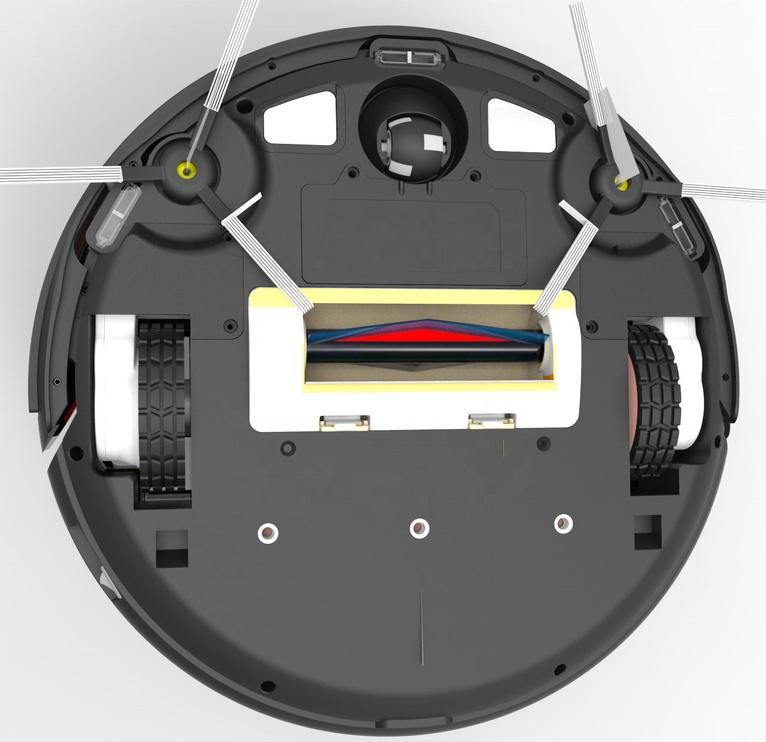 Робот-пылесос Mamibot PetVac300 Black