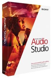 Sony Sound Forge Audio Studio 10 2014